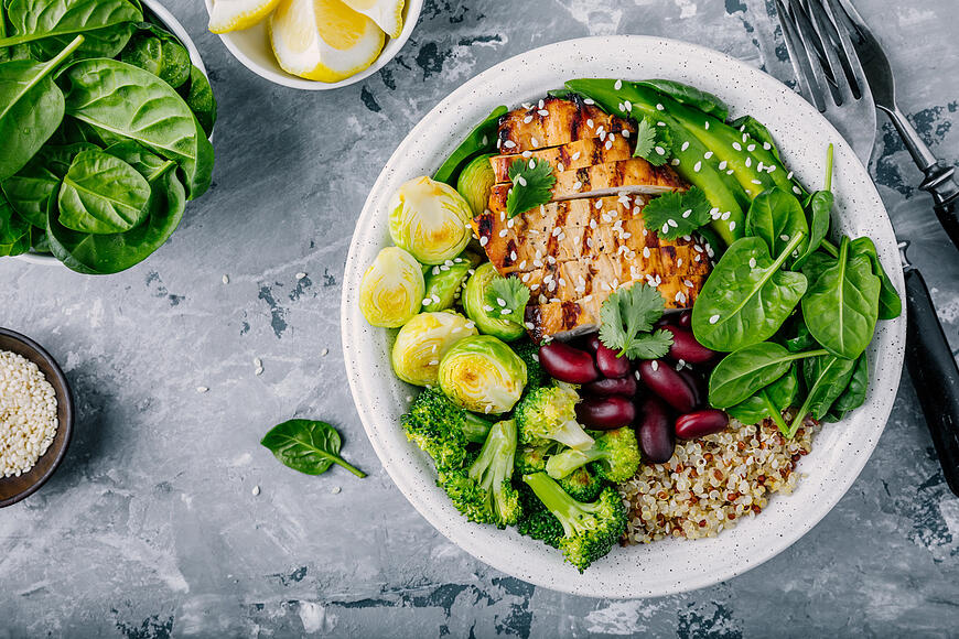 10 day detox with the dietitian