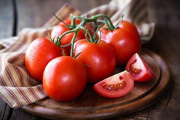 cancer fighting foods tomato