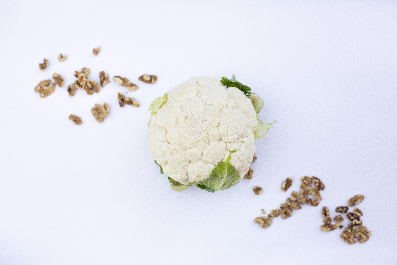Cauliflower, Herb and Walnut Sauté