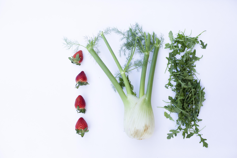 LifeScape Recipes: Strawberry, Fennel & Arugula Salad
