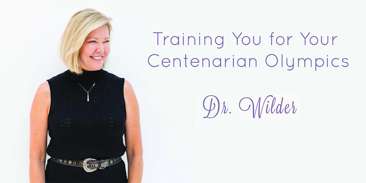 Training for Your Centenarian Olympics