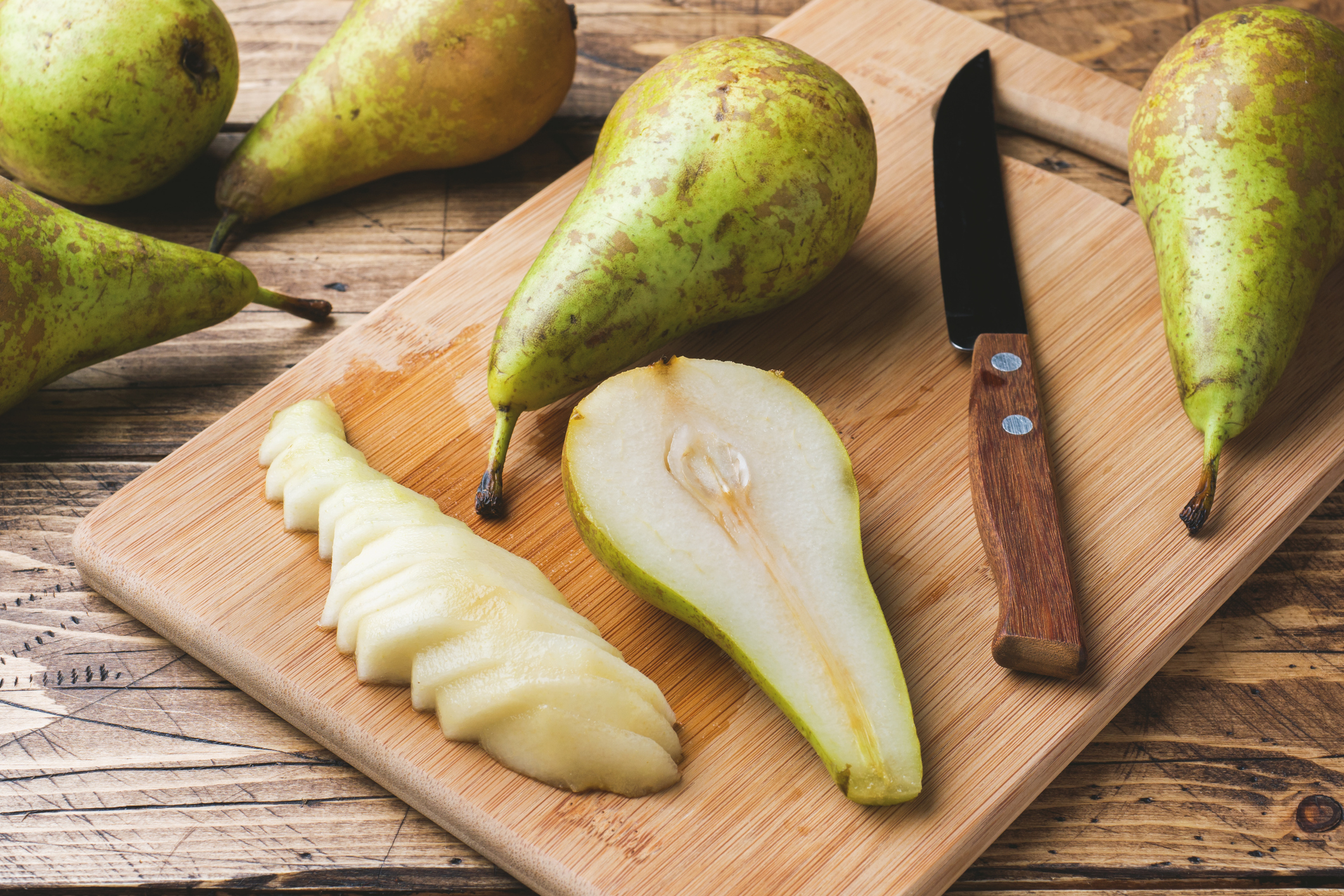 Hydrating Pear Smoothie