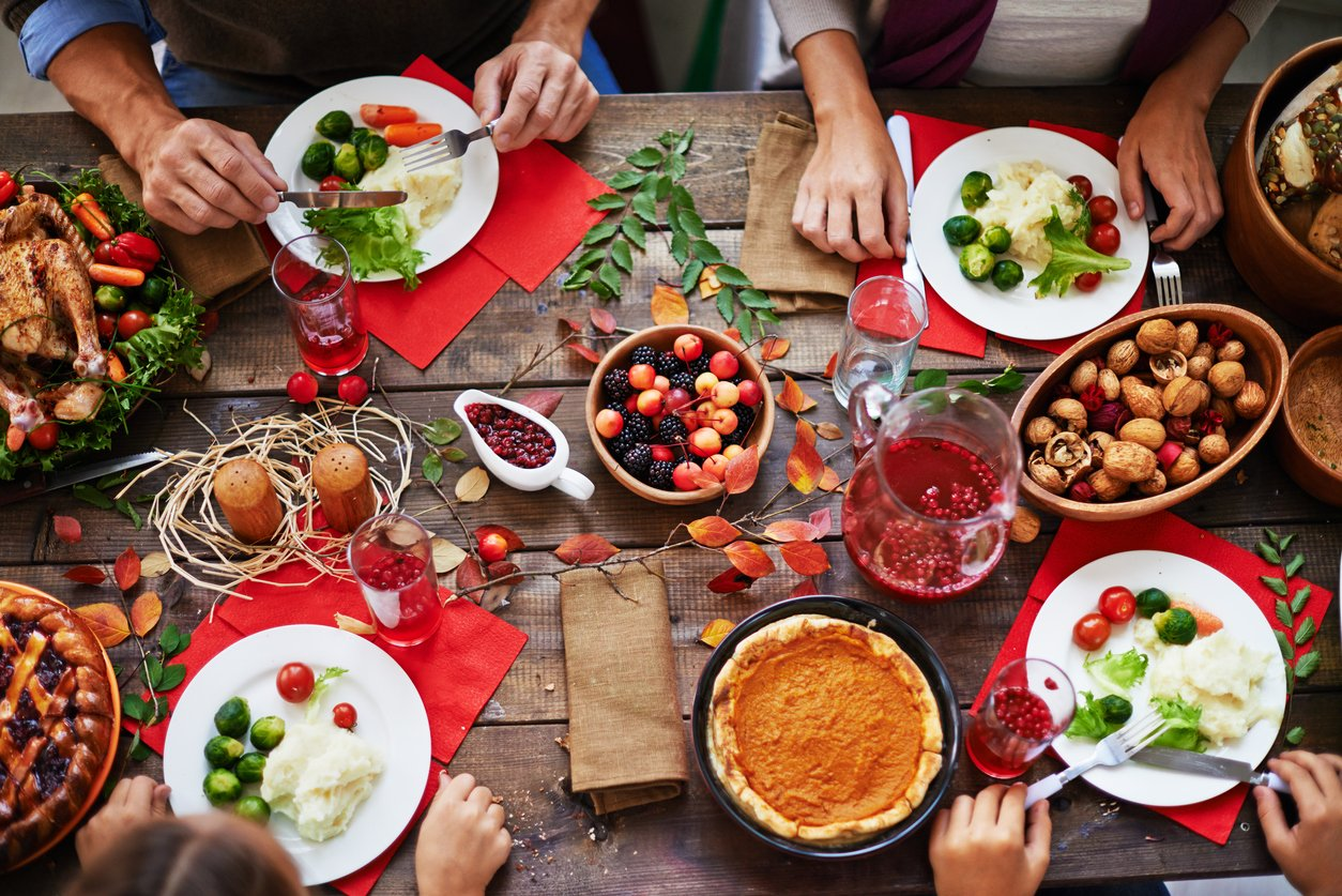 helpful holiday hints and tips to avoid holiday weight gain
