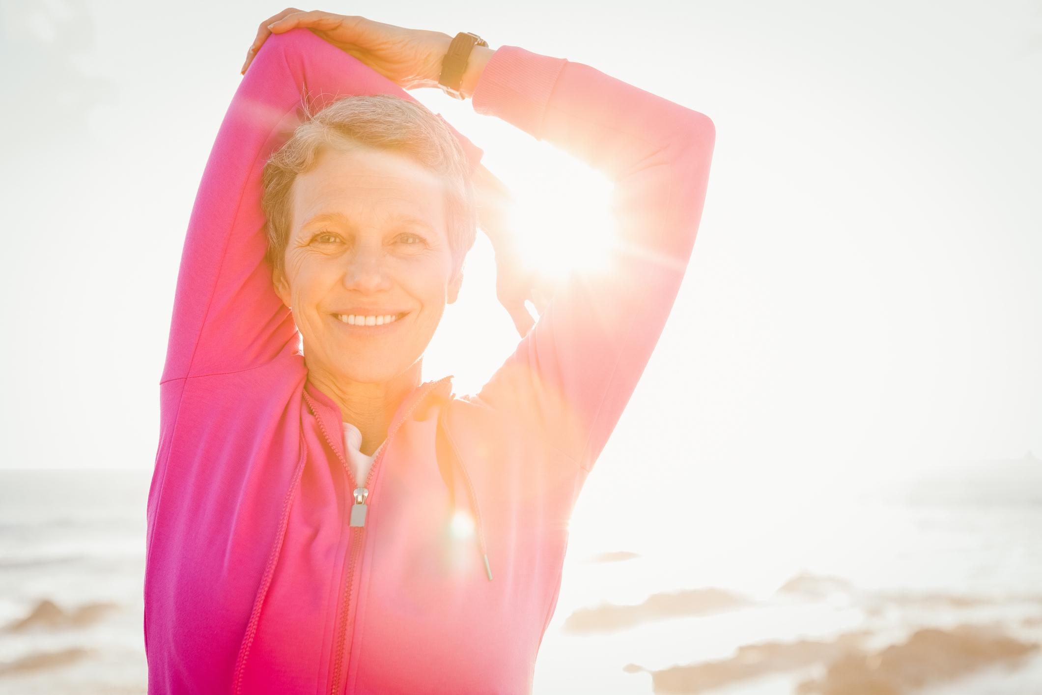 LifeScape Fitness New Stretching Program