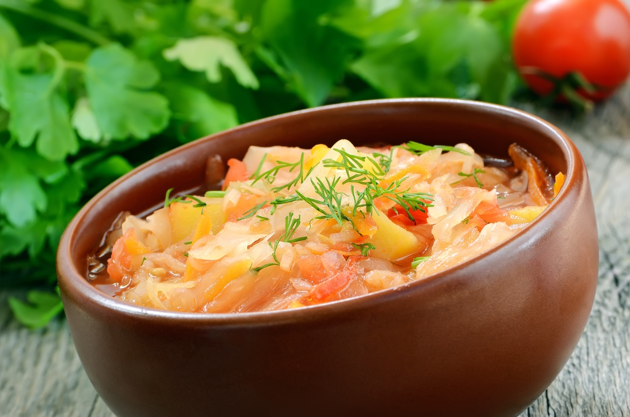 mexican cabbage soup